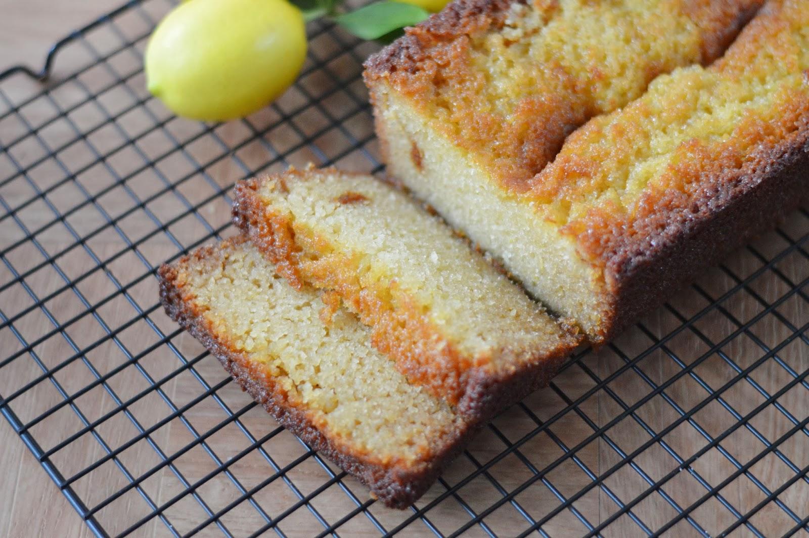 The Art of Comfort Baking: Lemon Ricotta Pound Cake