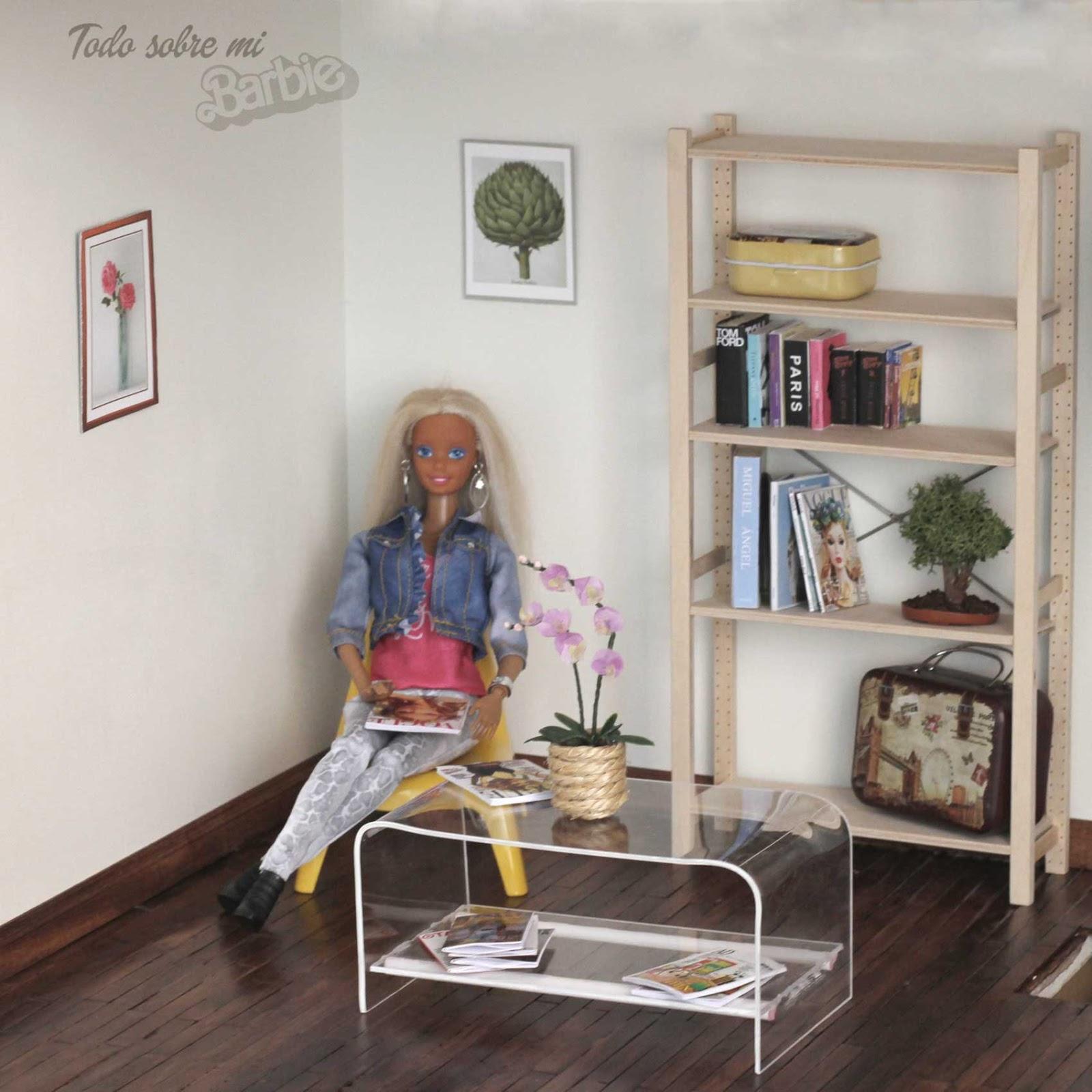 Todo sobre mi barbie mesa de metacrilato - Mesa centro metacrilato ...