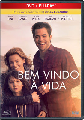 Filme Poster Bem-vindo à Vida BDRip XviD Dual Audio & RMVB Dublado