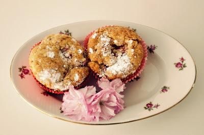 Die weltbesten Erdbeer-Vanille-Muffins ♥