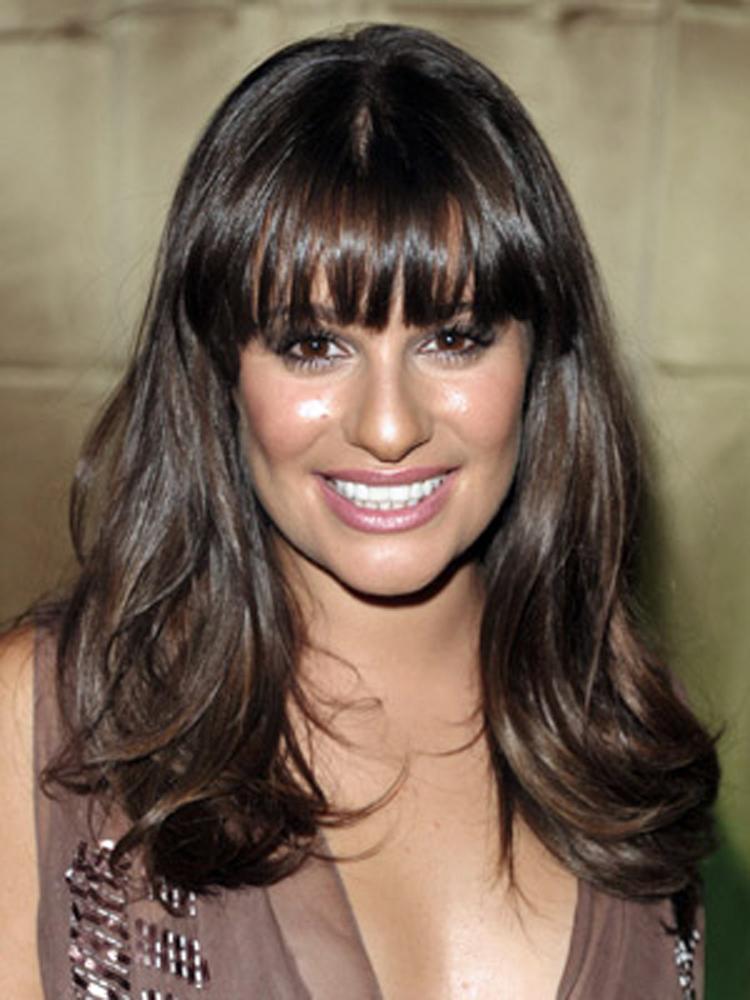 Popular Celebrity Bang Hairstyles 7