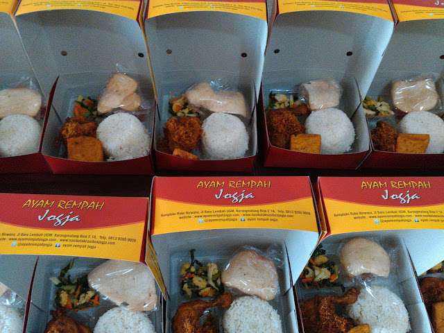 nasi box jogja, nasi kotak jogja, nasi box yogyakarta, nasi kotak yogyakarta