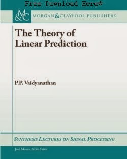 Download The Theory of Linear Prediction Book