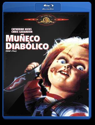 Muneco Diabolico Bluray