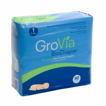 Grovia BioDiapers