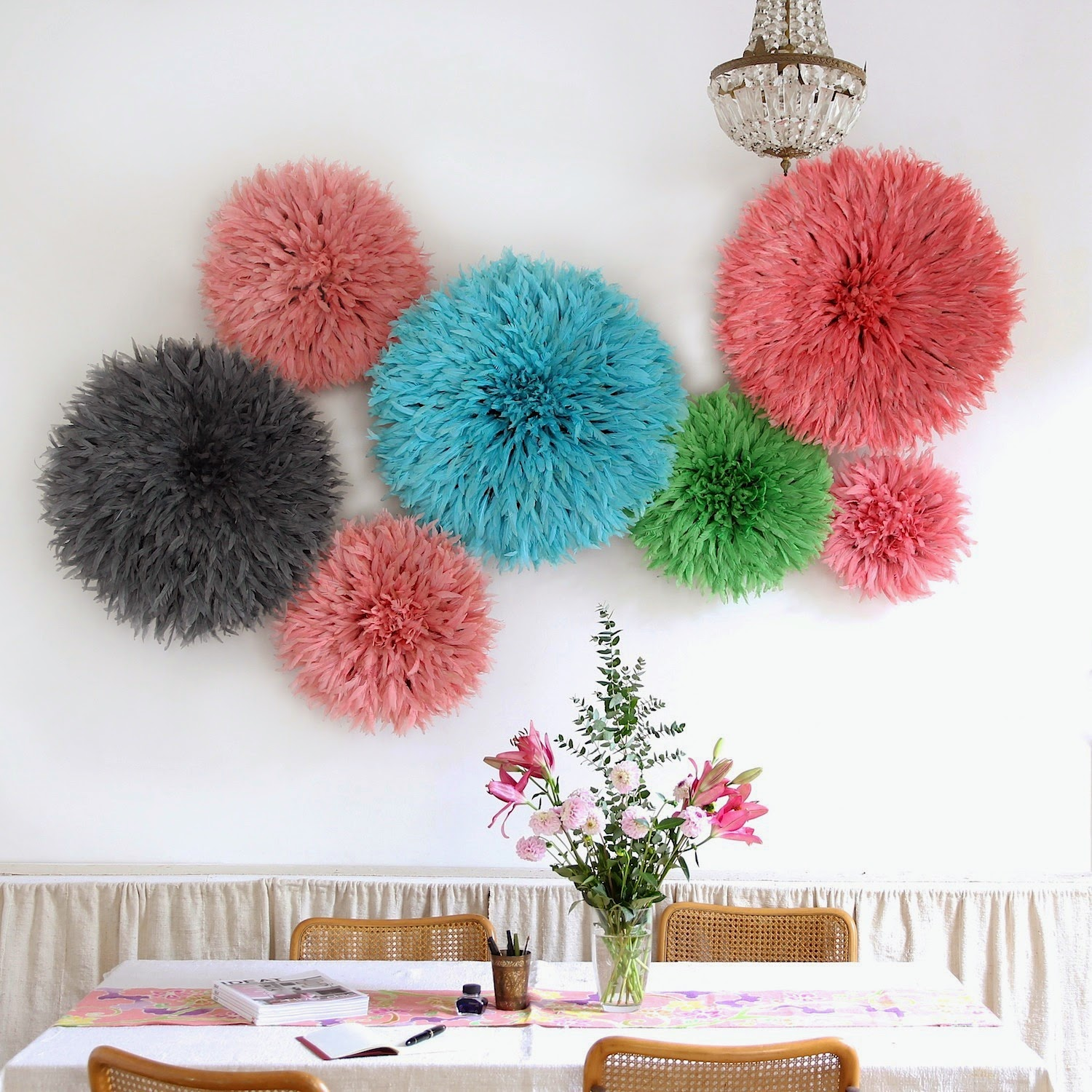 Juju Hat, Juju Hats, Wall Decor,