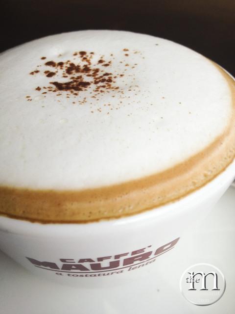 Caffe Mauro Capuccino