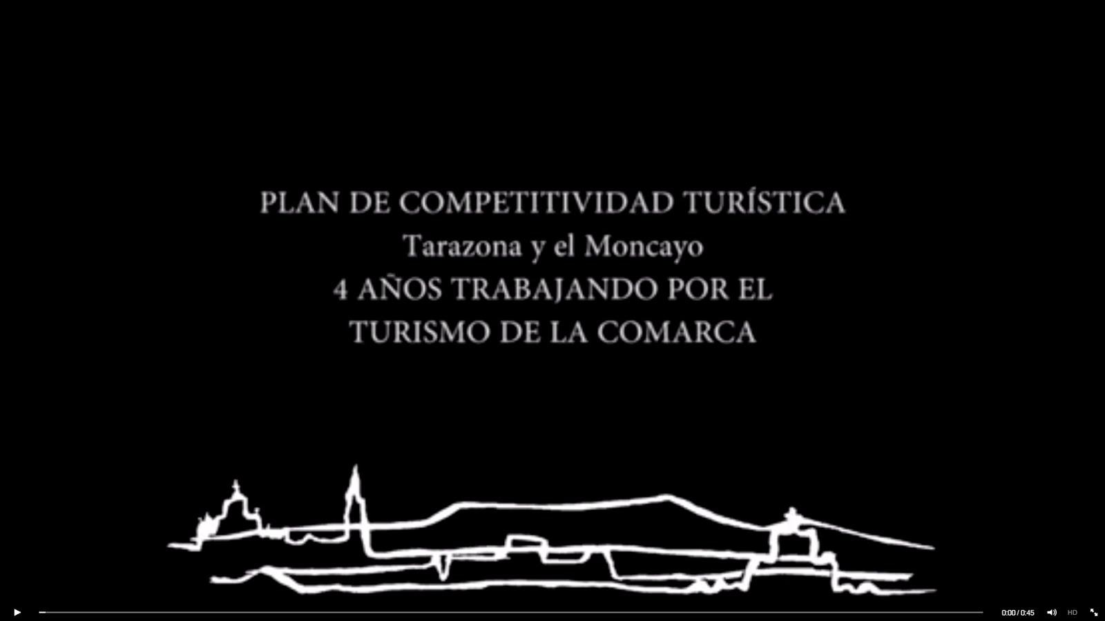Acciones del Plan de Competitividad Turística de la Comarca de Tarazona y el Moncayo 2