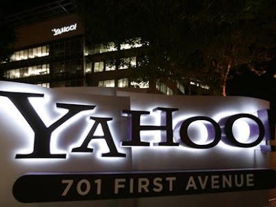 Yahoo Bubble Letters