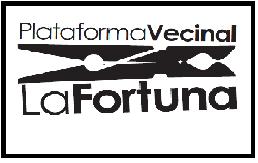 Plafatorma Vecinal La Fortuna