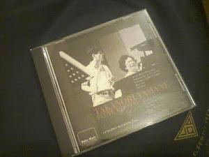 CD TAKANORI YAMANE RECITAL LIVE