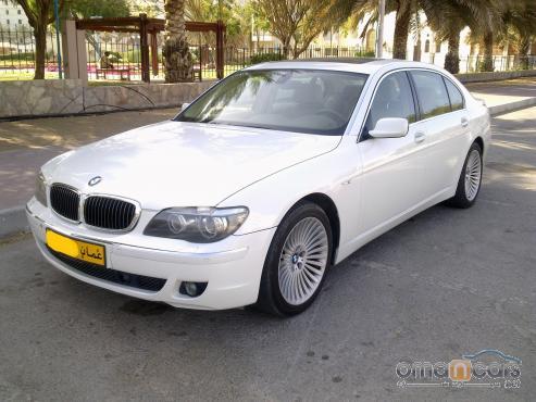 Omani Famous Cars 2007 BMW 740iL