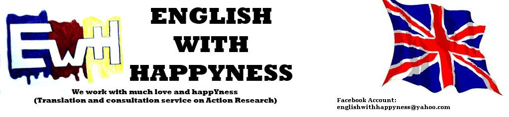 ENGLISH WITH HAPPYNESS