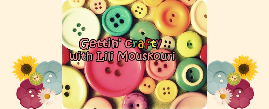 Gettin' Crafty with Lili Mouskouri