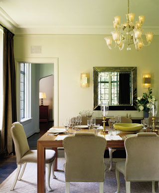 The 5 2 7 Dining Room Color By Holly