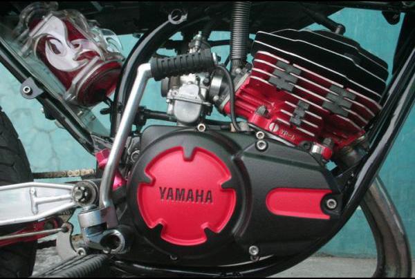 Yamaha Rx King Tetap Di Minati Para Bikers