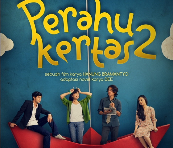 Zunaaas: Free Download Film Perahu kertas 1 & 2