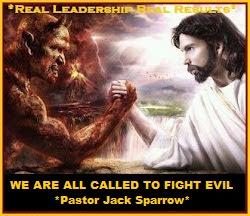 Owner Operator/Pastor Jack Sparrow