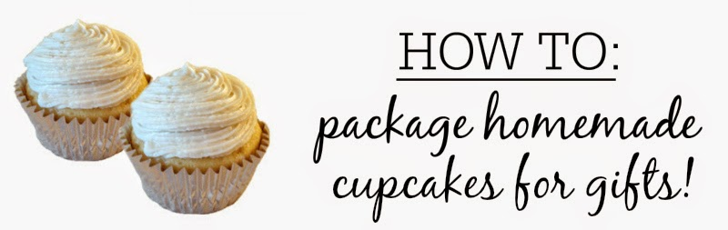 How to Package Homemade Cupcakes for Gifting - Easy Homemade Cupcake Gift Ideas How-To - Healthy Cupcake Recipes