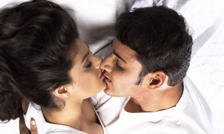 Hanging with the life: Mahesh's second liplock with Kajal