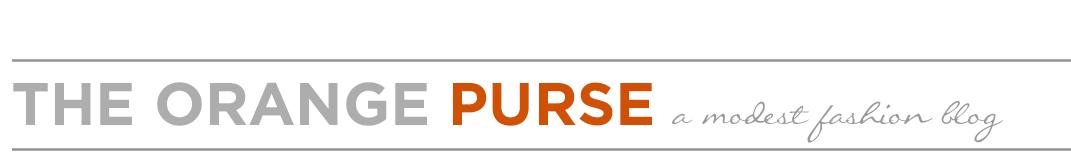 The Orange Purse