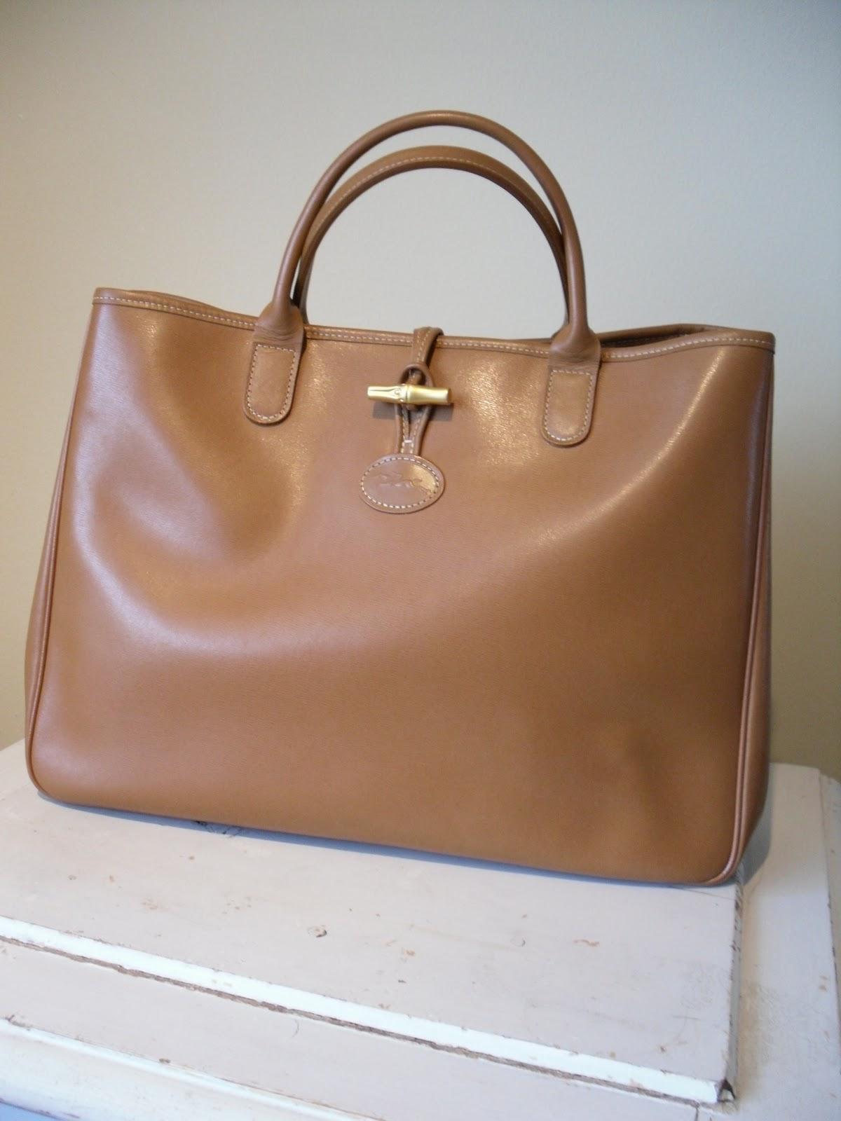 Longchamp Roseau Laukku Hinta : Puuvillankukkia my bags and other candies