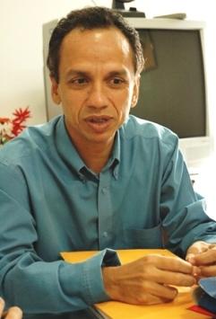 IMAGEM - Juiz de Bacabal, Roberto de Paula, irmão do humorista Chico Anysio
