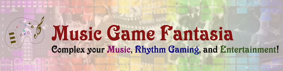 Music Game Fantasia