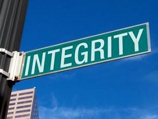 Definisi Integritas