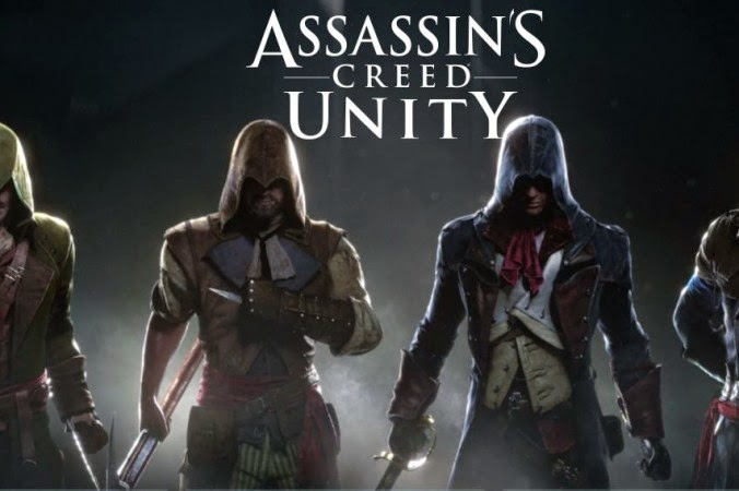 نزول Assassin's Creed Unity