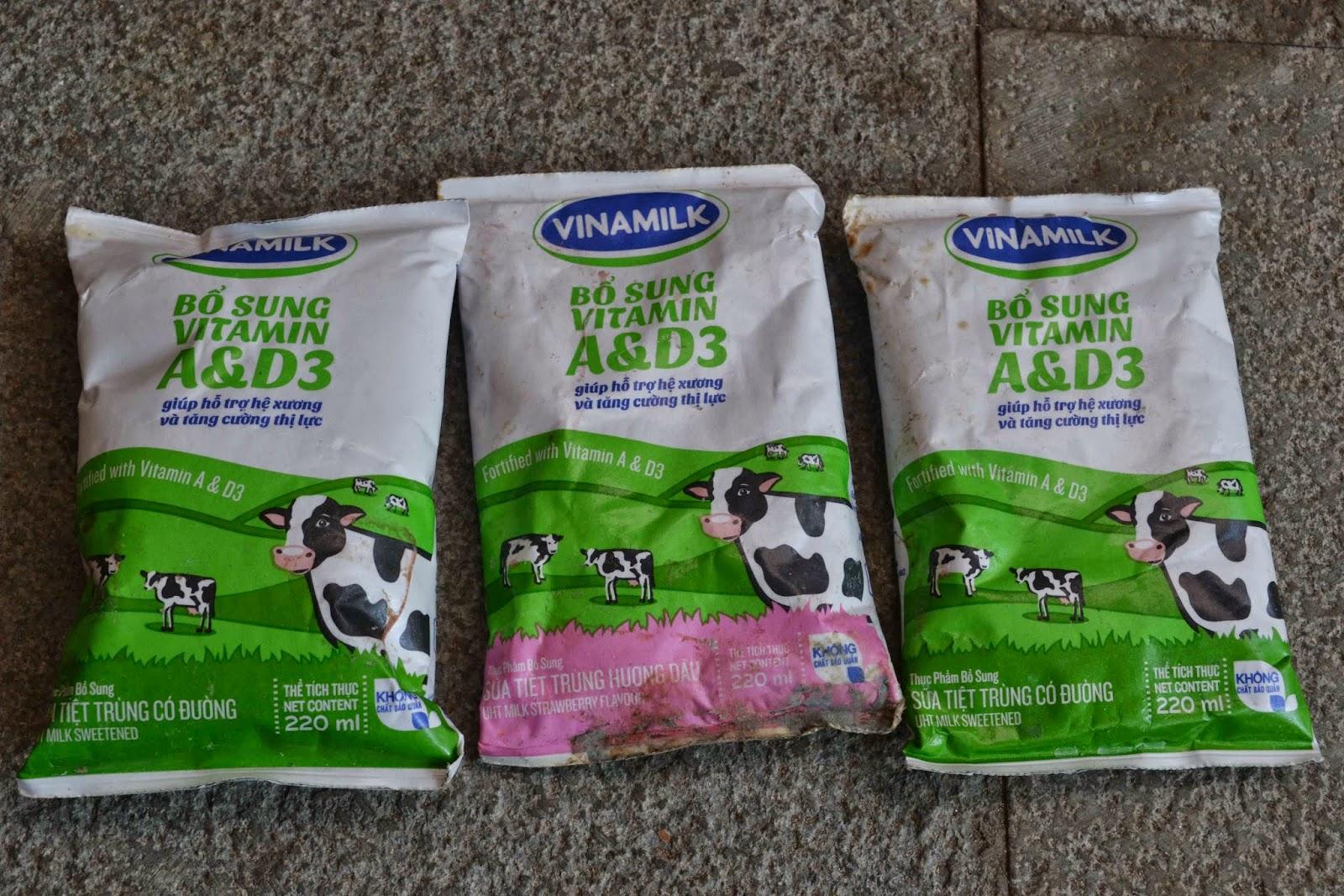 Gia Lai: Người tiêu dùng phản ánh sữa Vinamilk kém chất lượng bán trên thị trường?