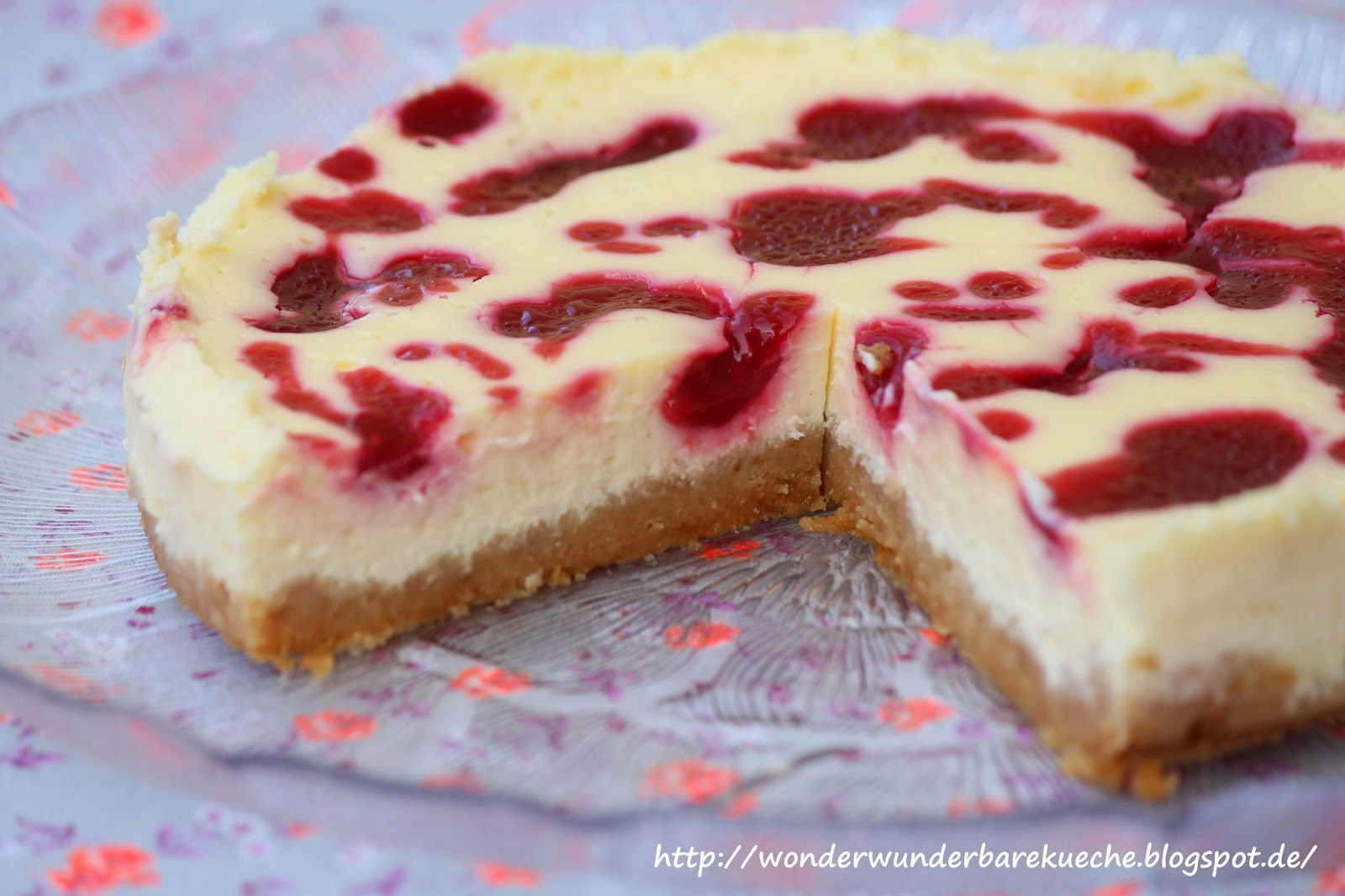 Wonder Wunderbare Küche: Kleine Kuchen: Käsekuchen mit ...