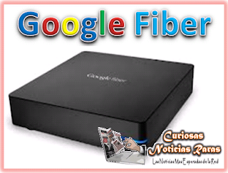 Google red fibra optica