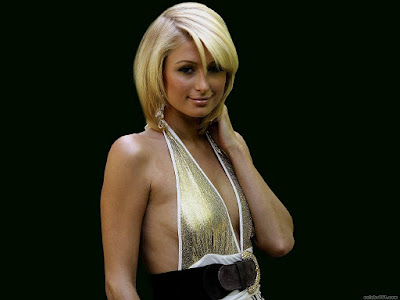 American Singer Paris Hilton Pictures