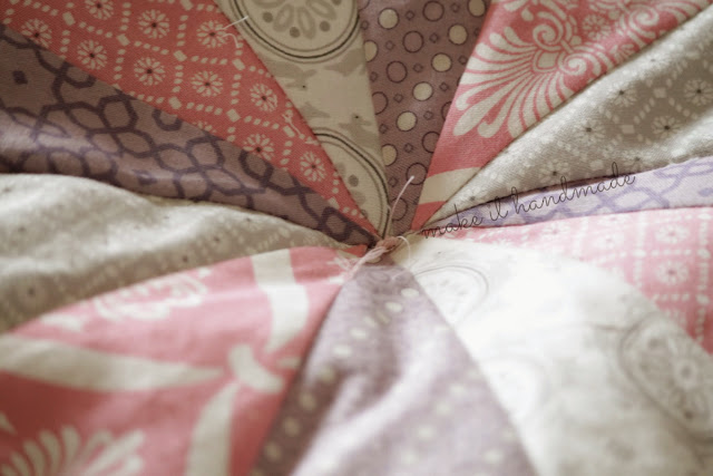 Tips and tricks for making Cluck Cluck Sew's fabulous Sprocket Pillows. from Make It Handmade
