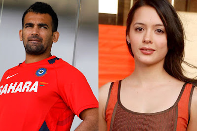 Zaheer Khan to tie with Isha Sharvani