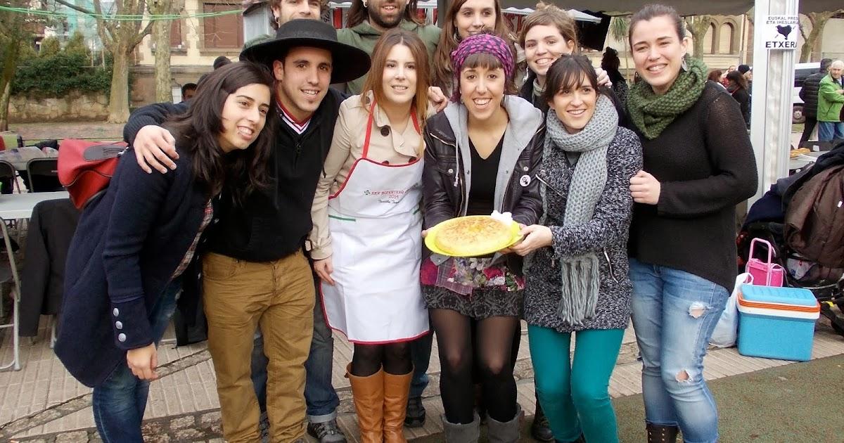 Barakaldo digital san vicente cocina con alegr a for Cocina con alegria