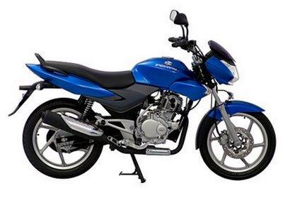Bajaj Discover 125 cc Specifications