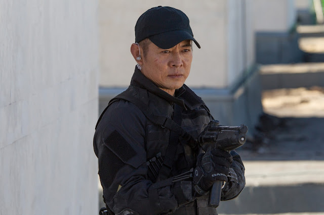 Jet Li se une al reparto de 'xXx: The return of Xander Cage' con Vin Diesel