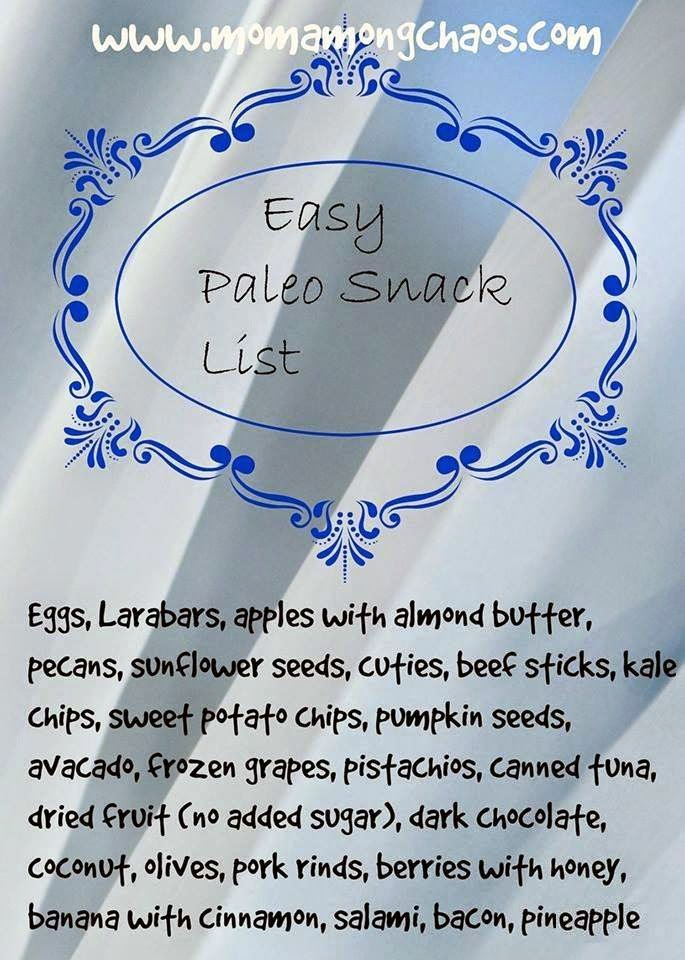 paleo, snacks, healthy eating, weight loss