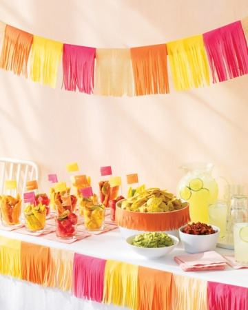 Cinco De Mayo parties Martha Stewart