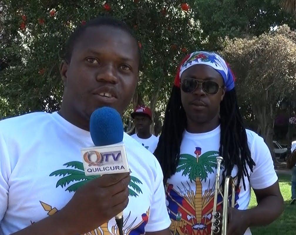 DIARIO LA TERCERA publicó nota programas que realizan vecinos haitianos en Quilicura TV Canal 6.
