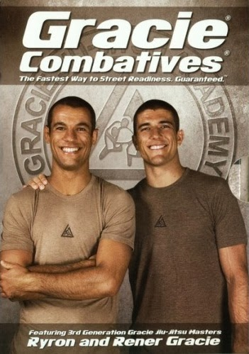 capa Download   Gracie Combatives The Fastest Way to Street Readness   COMPLETO (2013)