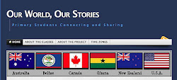 &#39;Our World, Our Stories&#39; Global Project