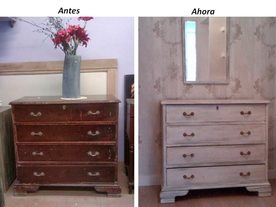 Candini muebles pintados nuevos y redecorados una imagen vale m s que mil palabras - Mas que muebles ...