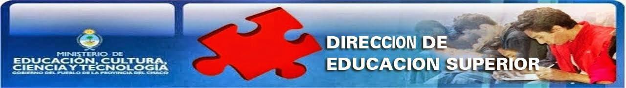 Dirección de Educación Superior