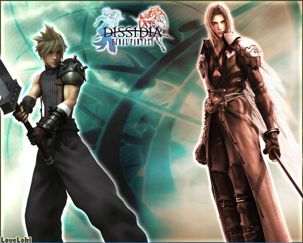 Final Fantasy HD & Widescreen Wallpaper 0.72121371593764