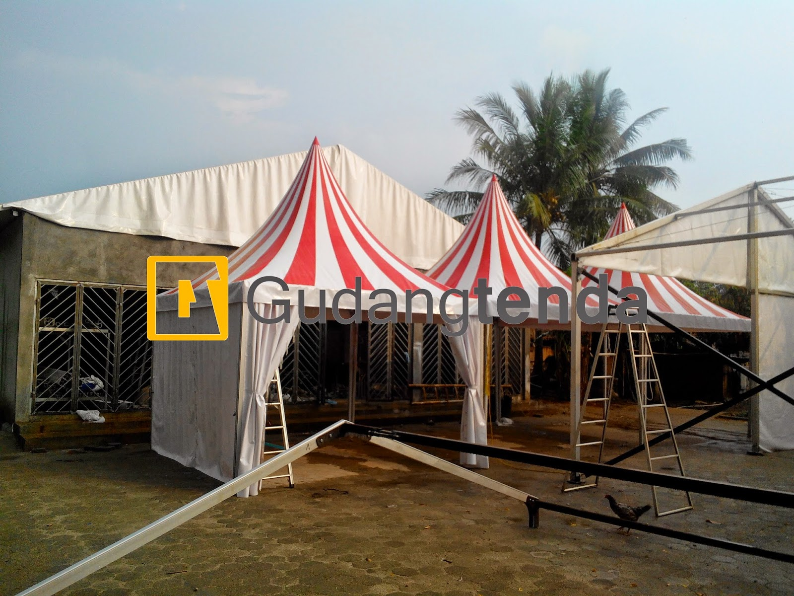 Pabrik Tenda Sarnafil, Pabrik Tenda, Jual tenda sirkus