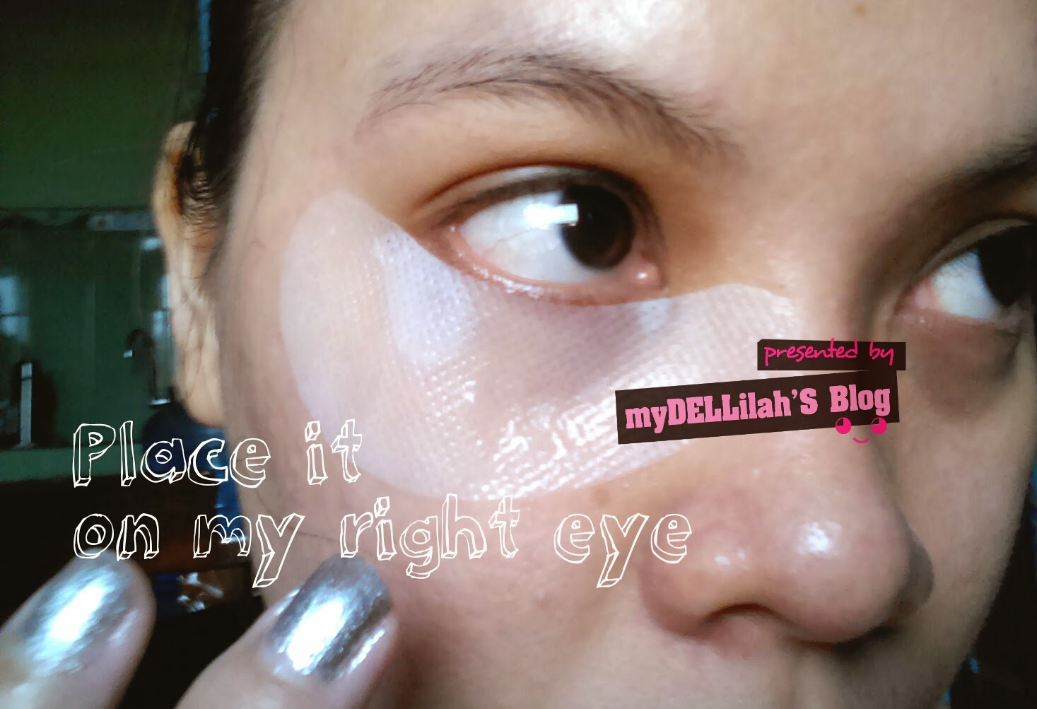 masker untuk mata berkantung