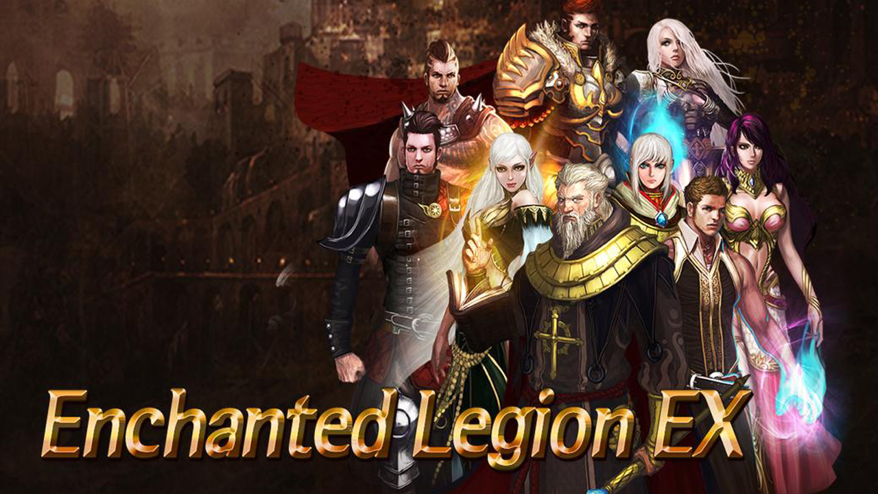 Enchanted Legion EX Gameplay Android